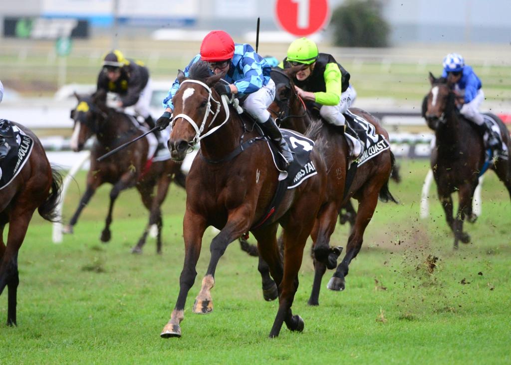 Youngstar wins Queensland Oaks