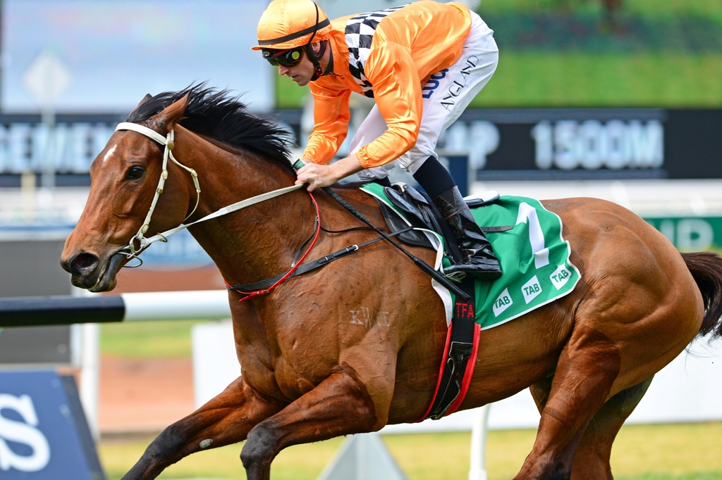 All Too Soon wins at Rosehill.