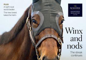 2019 Aushorse Magazine Cover