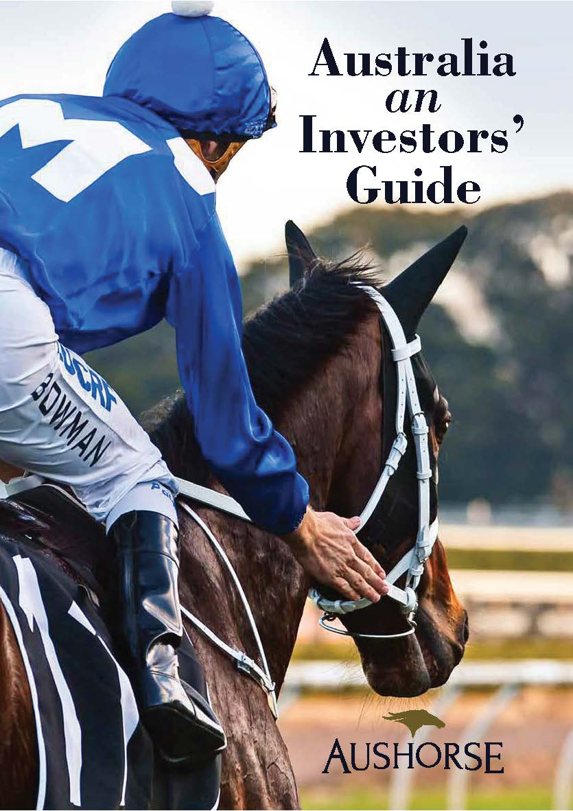 Aushorse Investors' Guide cover
