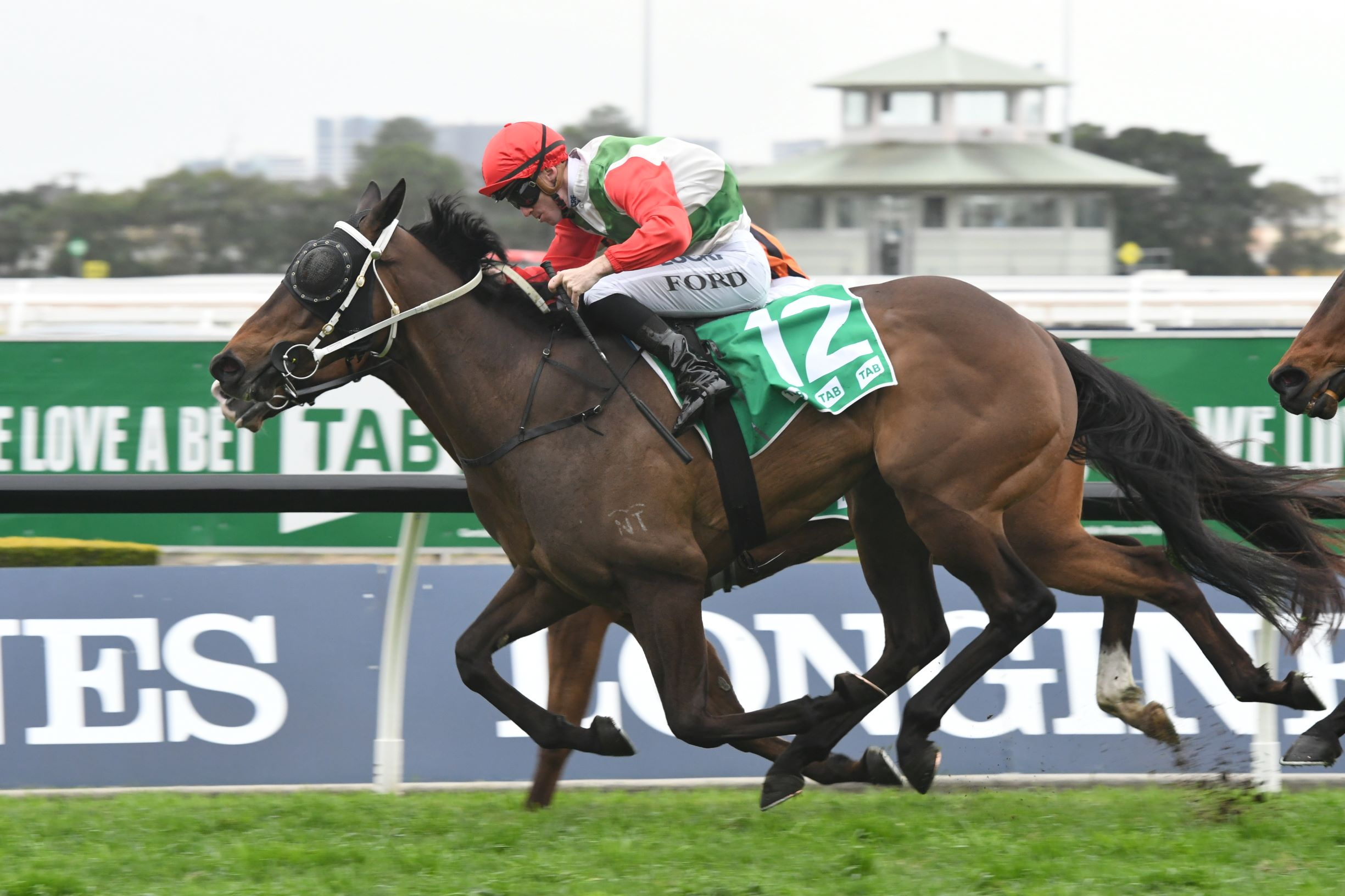 Handle The Truth wins the TAB Highway Handicap at Rosehill Gardens